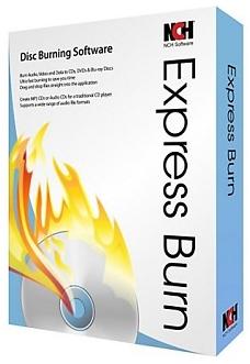 DVD Express Burner Software ISO Free Download
