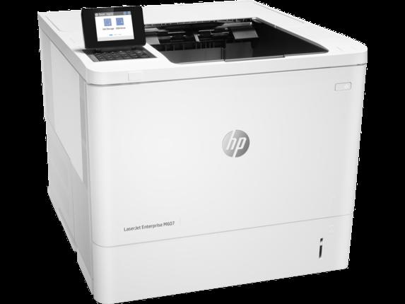 HP M607dn Printer Driver Download For Windows 10, 7, 8
