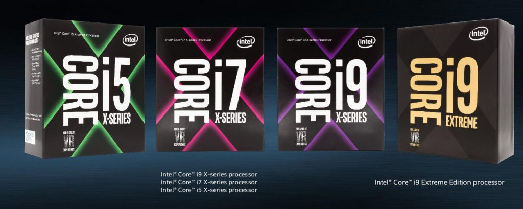 Intel Core X i9 Processor