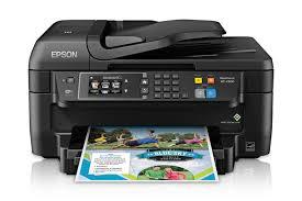 Epson WorkForce WF 2660 Driver Download
