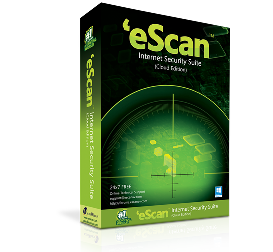 EScan Internet Security Free Download Latest Version
