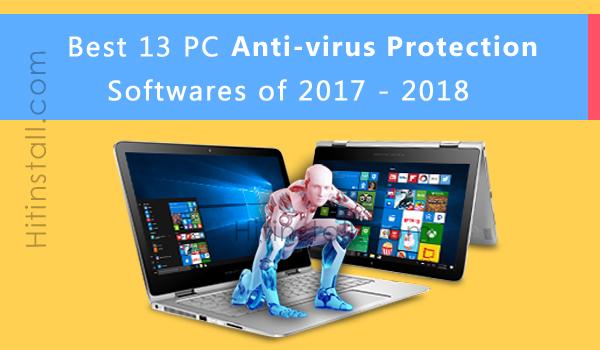Best Free Antivirus Software For Windows 10, 7, 8