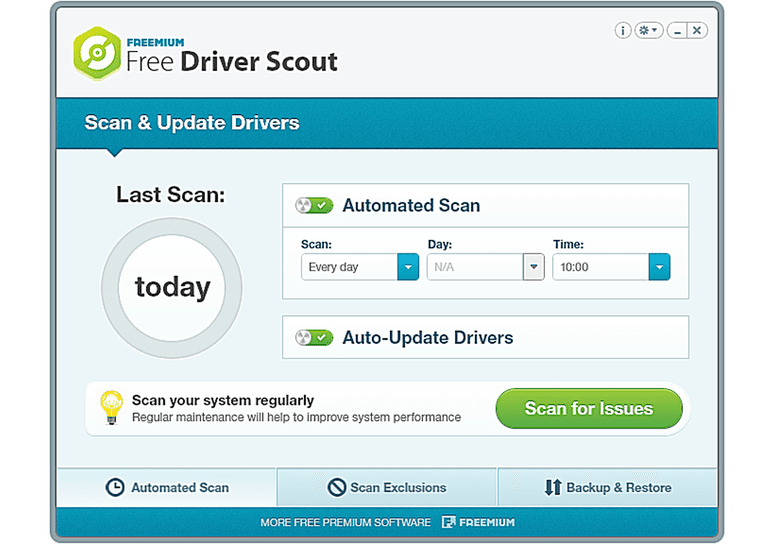 driver scout software