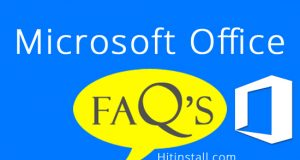 Microsoft Office FAQ