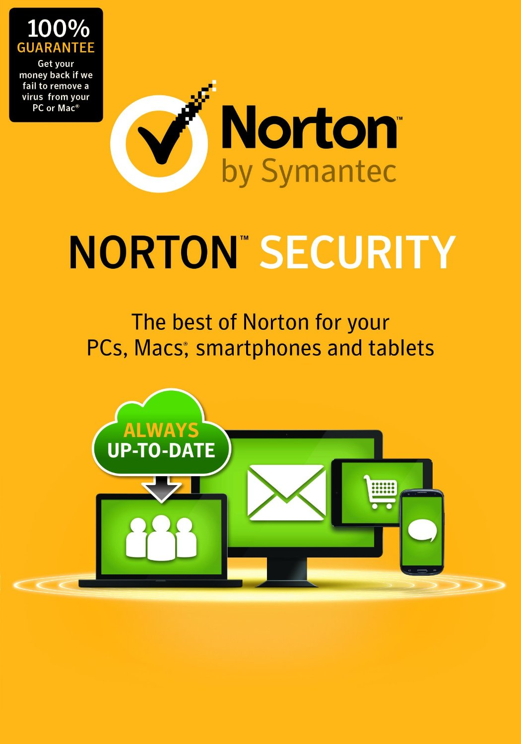 Norton Security 2018 Products